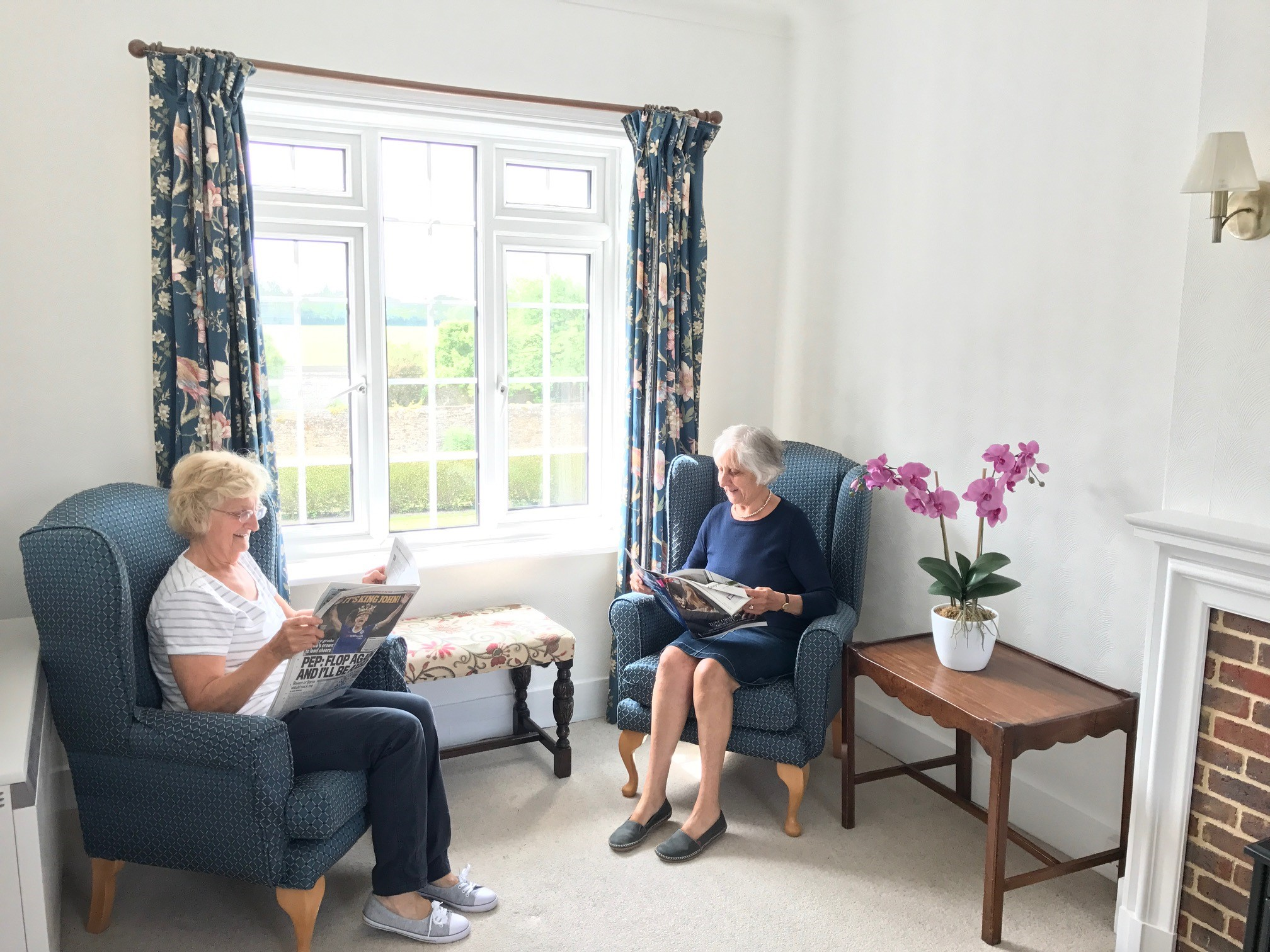 Assisted Living at Nyton